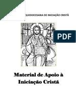 Material de Apoio à Iniciação Cristã - Natal e Interior