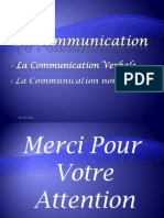 La Communication v & N.V
