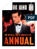 The Official 50th Anniversary Annual