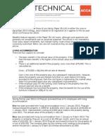 ACCA F6 - Benefits Jan 13