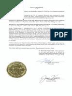 Executive Order 14-09