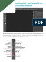 E-Book Photoshop Tutorial Fungsi Tools – Tools Photoshop CS6 Free (Gratis).pdf