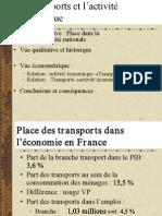 Transports Et Activité Économique