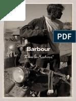 Barbour Deus Catalog