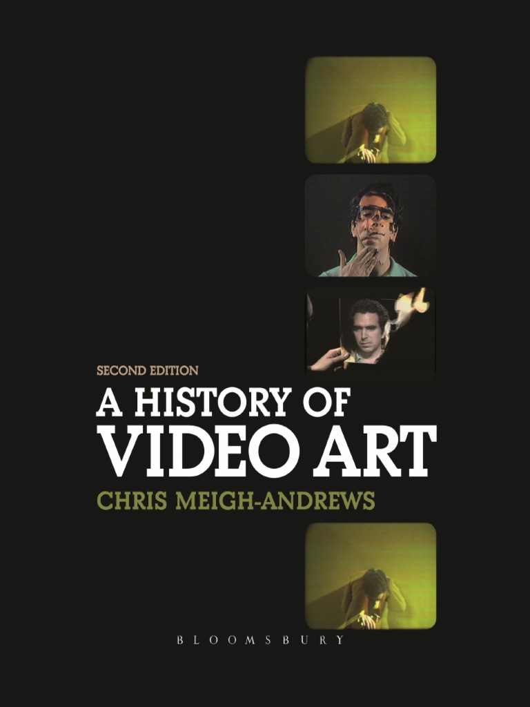 A history of video art art ebook video medical imaging fandeluxe Image collections
