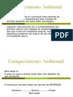 Enriquecimento Ambiental 02 12 2009