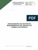 Procedimiento Administrativo de Redes