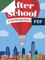 After School Brochure 2014