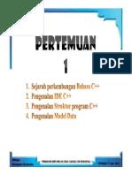 Algoritma Pemrograman Semester 1