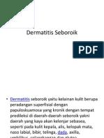 Dermatitis Seboroik