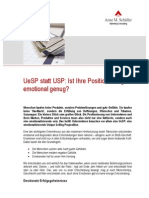 UeSP statt USP