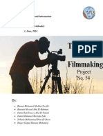 Technology of Filmmaking