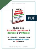 Activites Lucratives