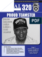 Teamsters Local 320 Summer Newsletter