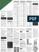 Manual de Instruções Central Inversora Para PS - Rev. 9