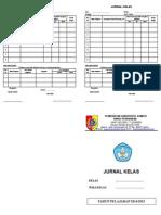 Jurnal Kelas 2014 2015