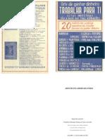 A Arte de Encadernar - Edição Revisada - 2010 - Por Claudiony H. Dantas de S. Azevêdo.pdf