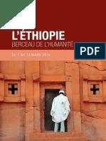 L'Ethiopie, berceau de l'humanité