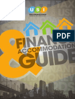 USI Accommodation & Finance Guide