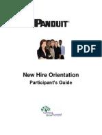 2014 New Hire Orientation Participant Guide_6!16!14