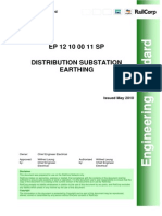 Earthing Distribution Substation