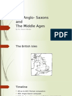 The Anglo- Saxons