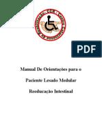Folder Reeducacao Intestinal