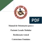 Folder Reeducacao Vesical Feminina