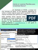 Manual Plantilla Contable Excel 2011