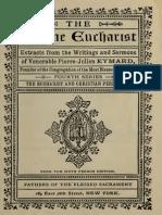 St. Peter Julian Eymard - The Divine Eucharist