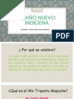 El Año Nuevo Indigena
