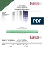 Programa Calendarizado de Personal Tecnico-Administrativo
