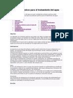 Productos químicos para el tratamiento del agua.docx