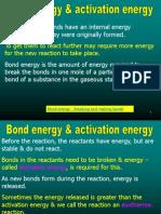 10 bond length and bond energy