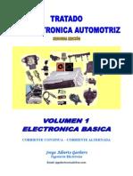 Electrónica Básica - Volumen 1 - Corriente Continua - Corriente Alternada