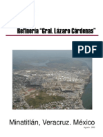 Revista Descripcion de Refineria Minatitlan_II