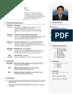 pawan garud resume 2014