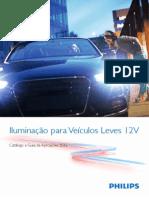 Guia Iluminaçao Automotiva Philips 2013
