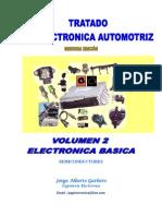 Electrónica Básica - Volumen II - Semiconductores