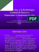 1-Introduccion a La Radiologia