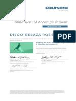 Diploma Coursera