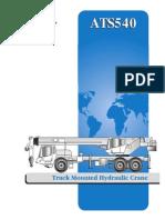 Load Chart Grove Ats 540 Na Brochure