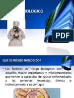 Mayo 12 - Riesgo Biologico