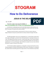 Deliverance and You