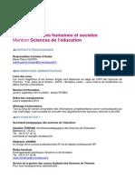 2013 l3 Sciences Educ
