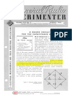 GenRad Experimenter Aug 1952