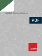 Catálogo de Desenho Técnico Cavaletti 2014
