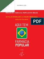 Farmacia Popular Manual Sistema Copagamento 2ed