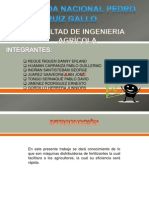 Máquinas Distribuidoras de Fertilizantes
