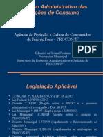 Processo Administrativo de Consumo - Apresentação Granbery 16 e 17 de novembro de 2009